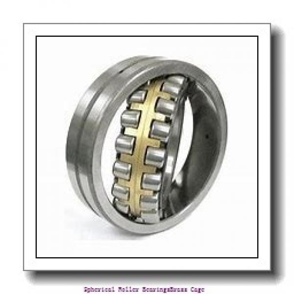timken 24084KYMBW33W45AC3 Spherical Roller Bearings/Brass Cage #1 image