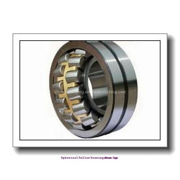 timken 24152EMBW27W858AC3 Spherical Roller Bearings/Brass Cage #1 image