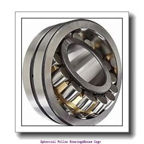 timken 22340EMBW507AC08 Spherical Roller Bearings/Brass Cage #2 image