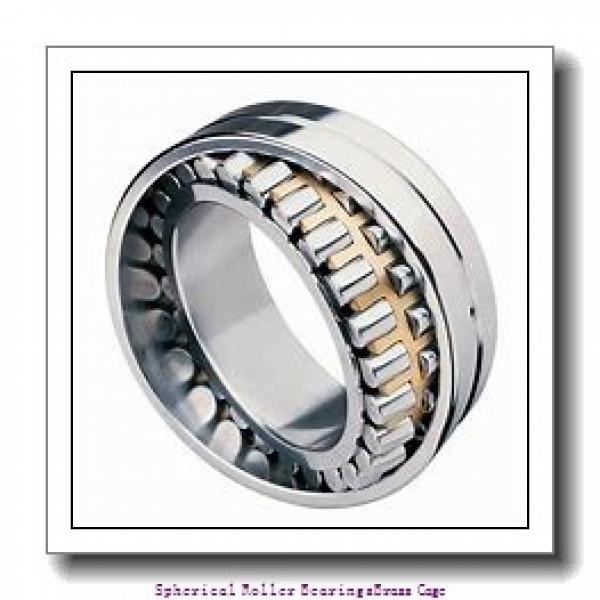 timken 22344EMBW33W45AC3 Spherical Roller Bearings/Brass Cage #1 image