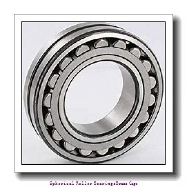timken 24096YMBW33W45AC3 Spherical Roller Bearings/Brass Cage #1 image