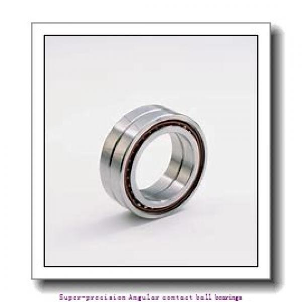 10 mm x 26 mm x 8 mm  skf 7000 CD/HCP4AH Super-precision Angular contact ball bearings #1 image