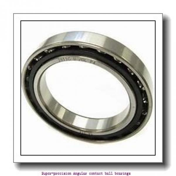 8 mm x 19 mm x 6 mm  skf 719/8 CE/HCP4A Super-precision Angular contact ball bearings #1 image