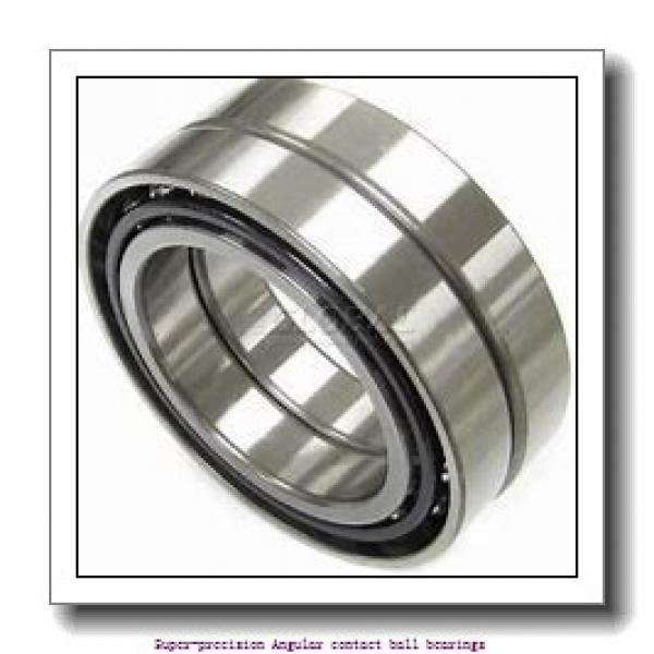 70 mm x 90 mm x 10 mm  skf 71814 ACD/HCP4 Super-precision Angular contact ball bearings #1 image