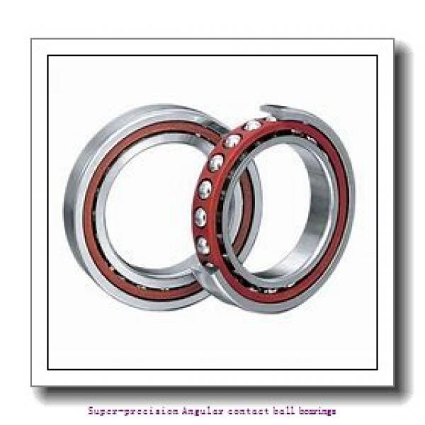55 mm x 80 mm x 13 mm  skf 71911 CD/P4AL Super-precision Angular contact ball bearings #1 image