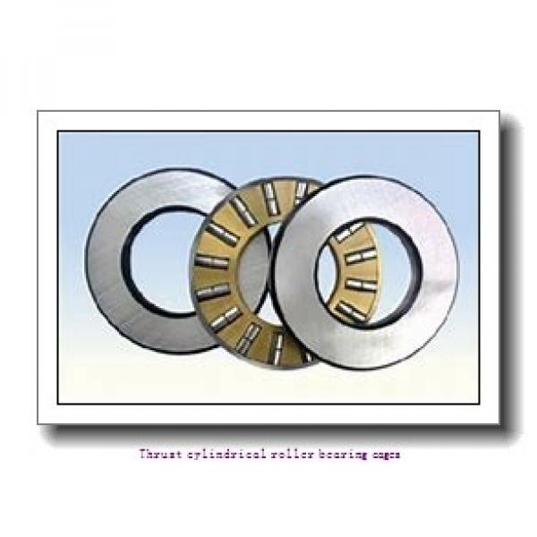 NTN K89307 Thrust cylindrical roller bearing cages #1 image