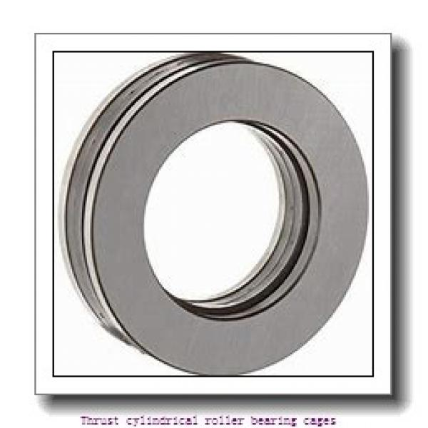 NTN K89307 Thrust cylindrical roller bearing cages #2 image
