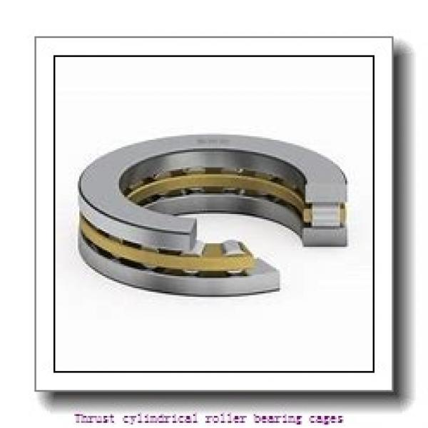 NTN K89308 Thrust cylindrical roller bearing cages #2 image