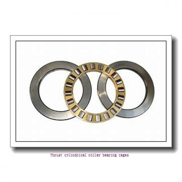 NTN K81128 Thrust cylindrical roller bearing cages #1 image