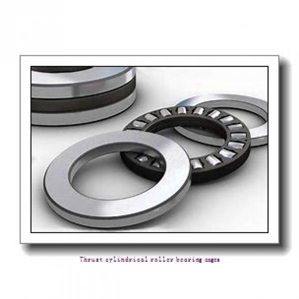 NTN K89312 Thrust cylindrical roller bearing cages #2 image