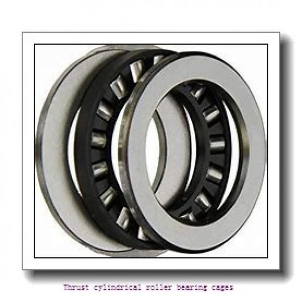 NTN K81109T2 Thrust cylindrical roller bearing cages #2 image