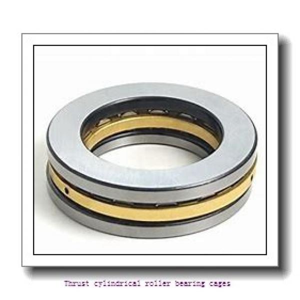 NTN K81214T2 Thrust cylindrical roller bearing cages #2 image