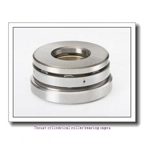 NTN K89318 Thrust cylindrical roller bearing cages #2 image