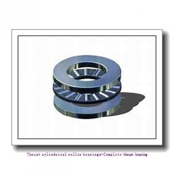 NTN 81113T2 Thrust cylindrical roller bearings-Complete thrust bearing #2 image
