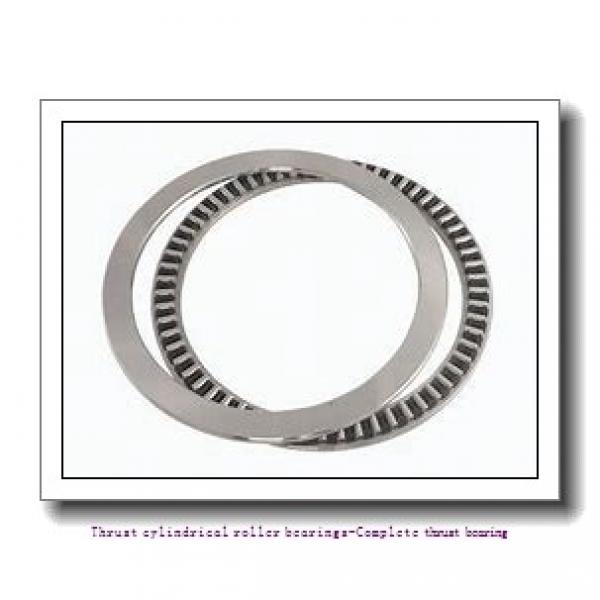 NTN 81115T2 Thrust cylindrical roller bearings-Complete thrust bearing #2 image